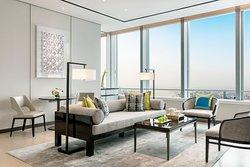 Explorer Suite Livingroom