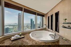Two-Bedroom Presidential Suite bathroom