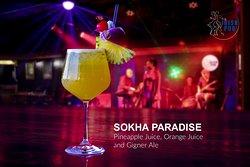 Irish Pub - cocktail (drink) SOKHA PARADISE