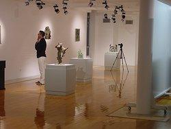 Exhibition of sculptures