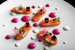 Salmon Classic.
