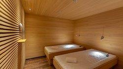 Ruheraum/Sauna