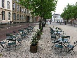 Rustige ligging, in het centrum van Den Haag.