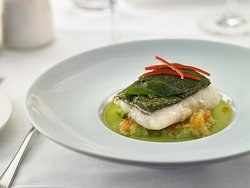 Icelandic Herb Crusted Cod Loin