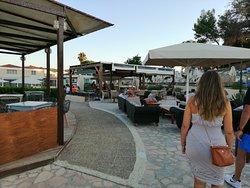 Kanal ljubavi Sidari - Corfu - Greece    Lep restoran