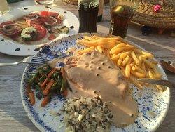 imagen Restaurante Cap d'es Toi en Manacor