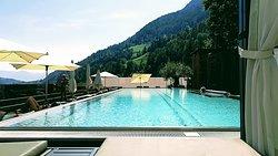 Sky Pool Hotel Alpenschlössel