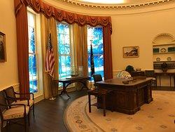 Jimmy's Oval Office