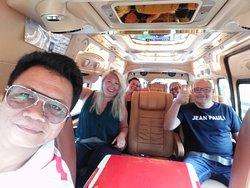 Thailand Bangkok TaxiVan Service