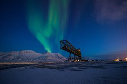 Photo: Frede Lamo, Polar Nights, Longyearbyen