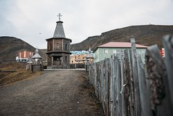 Photo: Jan-Christoph Elle, Barentsburg, Summer