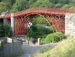 Ironbridge restored