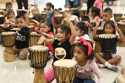 The Fun Drum Museum can be enjoyed by people of all ages!