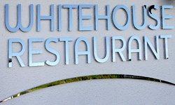 Whitehouse Restaurant Sign