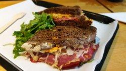 Sandwiches fenomenali