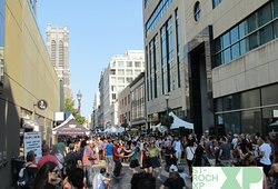 On september 13th and 14th, the main street will be full of street food, music and art!