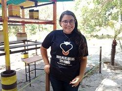 Ação Educativa Ambiental na Casa de José de Alencar.