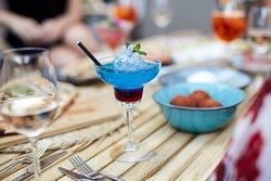 Cocktail détonnant