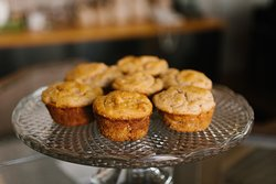 Gluten-free baked goods, made in house every day!