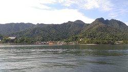 Vista desde el ferry