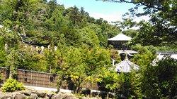 Templo budista desde el exterior
