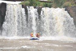 Our Rapids Camp Adventures