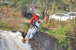 Greatest Zipline Experience in Sagana,Kenya