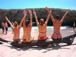 Hidden Beach Marietas Island