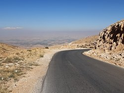 Mount Lebanon Bike-Packing Tour