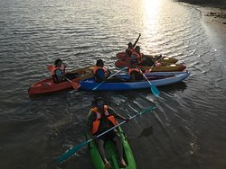 Discover Kayak session