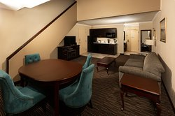 Two Story Suite with Kitchenette.