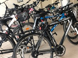 Bicycles are available for free