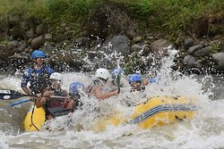 Arenal Rafting Company, world-class rafting!