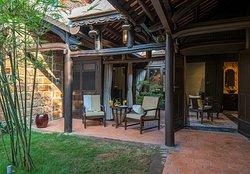 Garden at Kim Phung Villa