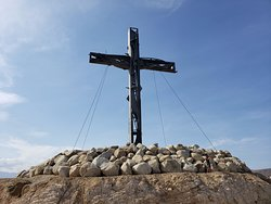Cross to bless the fisherman