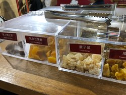 Pastelaria Yeng Kee and Peanuts Pop Up shop - lemon and ginger candies
