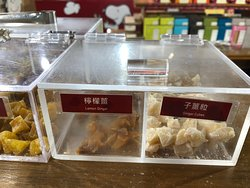 Pastelaria Yeng Kee and Peanuts Pop Up shop - Macanese style candies
