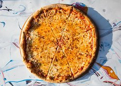 NY Classic Cheese Pizza (18inch)