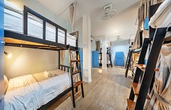 10-Bed Mixed Dormitory (Bunk Bed)
