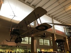 An amazing amount of history of planes,trains and cars.. Well worth three hours. Truly the best things are free..!!