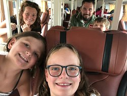 We had a great trip with you !! Really loved it. Kids also really enjoyed the Experience. Thanks for everything, you are a lovely guide. All