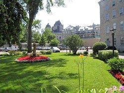 Visite guidée très intéressante du Séminaire de Québec dans le Vieux-Québec