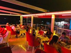 Sultanahmet Terrace Restaurant  Aura Terrace Restaurant  Charm Hotel