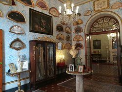 Palazzo Viti Volterra - Fächer aller Art