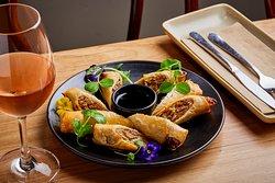 Feast - Duck rolls
