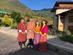 Picturesque Bhutan