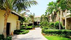 Sofitel the Palm, Dubai  a cozy experience at this hotel