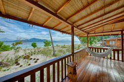 Beach Villa terrace