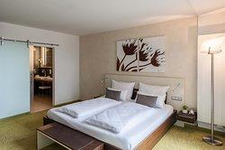 Suite 450 bedroom