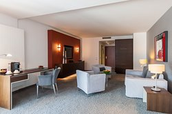 Suite Wohnbereich suite living room
